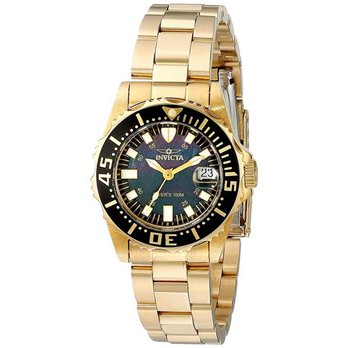 Invicta 2962 Lady Abyss Water Resistant Bracelet Watch