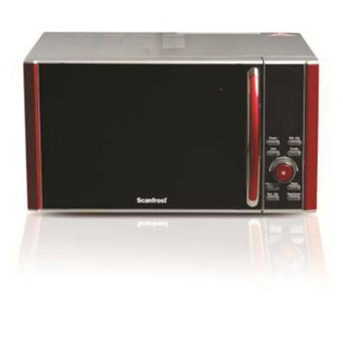 Scanfrost Microwave Oven Sf30 Ssdgc 30l With Grill And