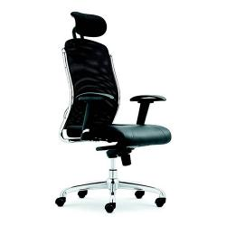DELUXE EXECUTIVE OFFICE MESH SWIVEL CHAIR| DEL 241