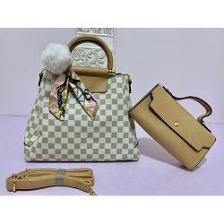 STYLISH WOMEN'S HAND BAG WITH SHOULDER LOCK BAG