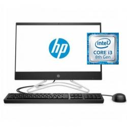 HP 200 G3 All In One Pc, 3VA37EA, Intel Core i3-81300, 22 Inch, 4GB RAM, 1 TB Hard Drive, FreeDos 2.0 (DW)