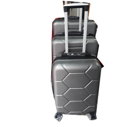 3 PIECE SET OF  TRAVELLING LUGGAGE