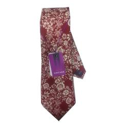 FANCY FLORAL VINTAGE NECK TIE