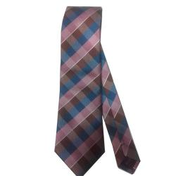 FANCY STRIPED CORPORATE MEN'S NECK TIE