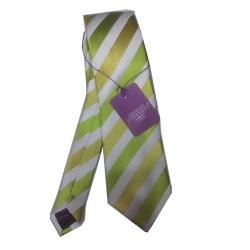 CHARLES TYRWHITT STRIPPED MEN'S CORPORATE NECK TIES