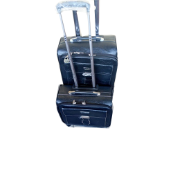 2 PIECE SET OF TRAVELLING LUGGAGE