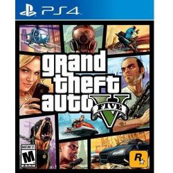 PS4 Grand Theft Auto 5 PS4 - PlayStation 4 (DW)