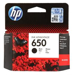 HP 650 Black Ink Printer Cartridge (DW)