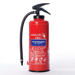 Angus 5kg DCP Fire extinguisher
