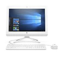 HP All-in-one Desktop 20 Dual Core - 4GB - 1TB - Windows 10 - deluxe.com.ng