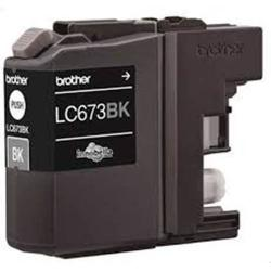 Brother Ink Cartridge Black  Lc673bk