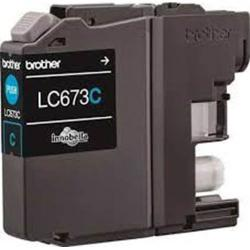 Brother Ink Cartridge Cyan  Lc673c