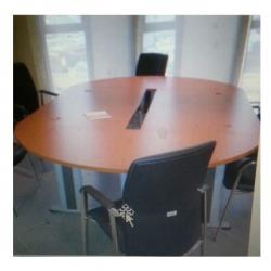 Office Meeting Table (ATK 6-Man)