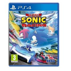 PS4 CD Team Sonic Racing (DW)