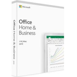 MICROSOFT OFFICE HOME AND BUSINESS 2019 ENGLISH AFRICA ONLY MEDIALESS