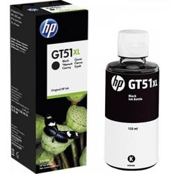 HP GT51XL 135-ml Black Original Ink Bottle (X4E40AE)