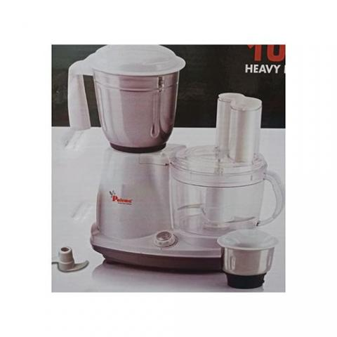 Paloma White Food Processor And Yam Pounder 1000W- White
