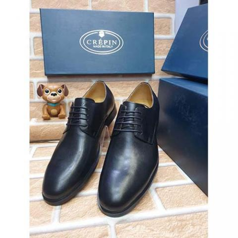 CREPIN HIGH QUALITY LUXURY MEN'S SHOE (AVAILAIBLE IN ALL SIZES) 366
