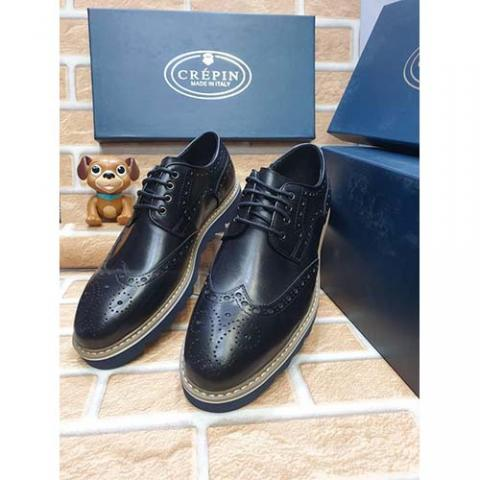CREPIN HIGH QUALITY LUXURY MEN'S SHOE (AVAILAIBLE IN ALL SIZES) 368