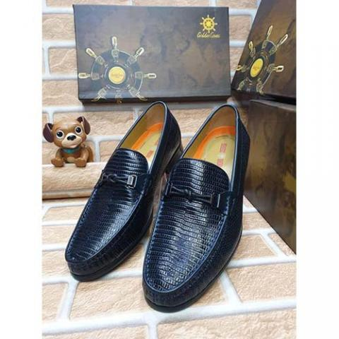 DELUXE HIGH QUALITY LUXURY MEN'S SHOE (AVAILAIBLE IN ALL SIZES) 370