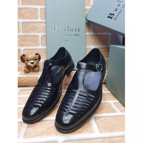 BERLUTI HIGH QUALITY LUXURY MEN'S SHOE (AVAILAIBLE IN ALL SIZES) 385