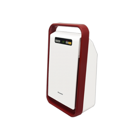 PANASONIC STANDARD SERIES AIR PURIFIER F-PBJ30MHU|Super Nano-Tech Deodorizing|3-Speed Selection
