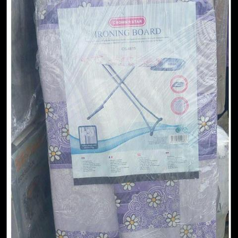 Crown Star Ironing Board CS-4815|SIZE 48X15