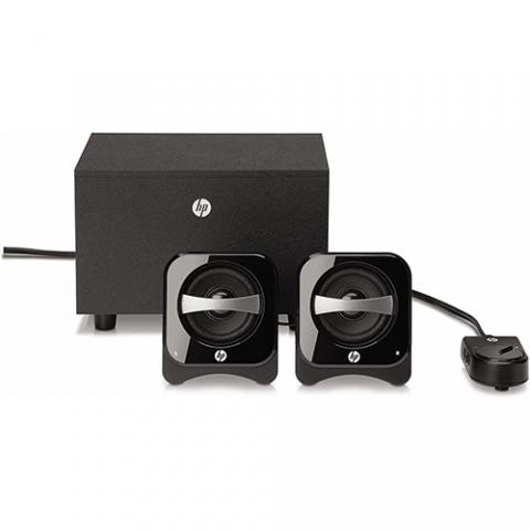 HP 2.1 Compact Speaker System BR386AA (DW)