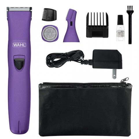Wahl Pure Confidence Purple|9865-127| Rechargeable Trimmer (NN)