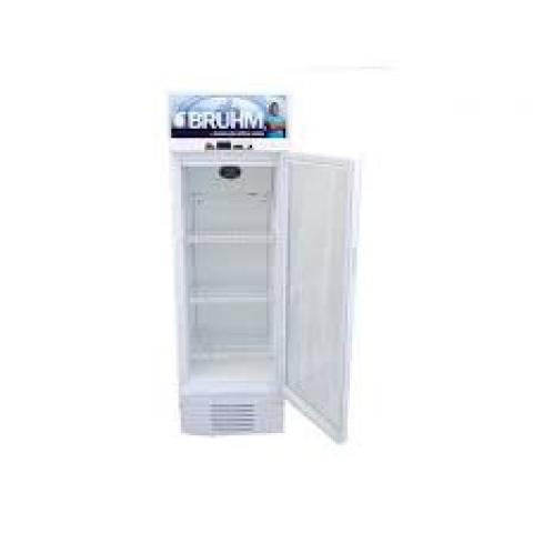 BRUHM 329L Single Door Beverage Cooler BBS-329M | BFV-329SD