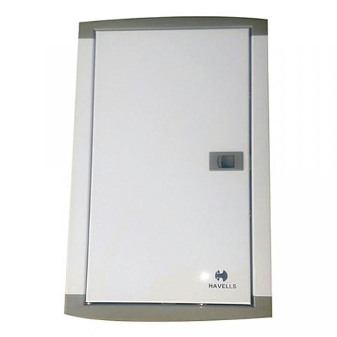 Havells 24ways Distribution Board - 3phase {D8}