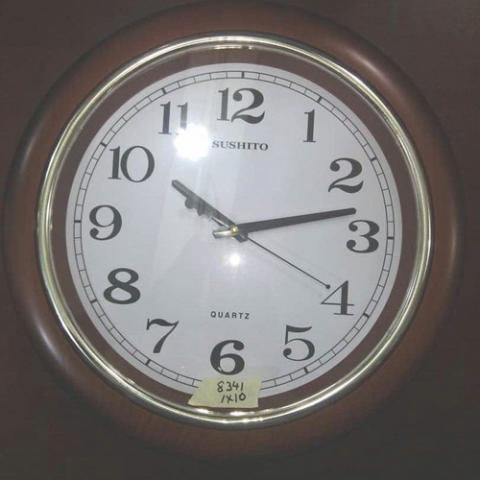 Sushito Classic  Clock 012 - deluxe.com.ng