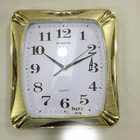 Sushito Quality 3D Wall Clock 008 - deluxe.com.ng