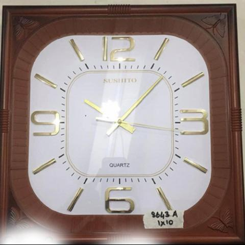 Sushito Quality 3D Wall Clock 014 - deluxe.com.ng