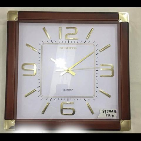 Sushito Quality 3D Wall Clock - deluxe.com.ng
