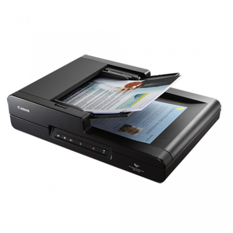Canon DRF 120 (ADF) scanner (LC)