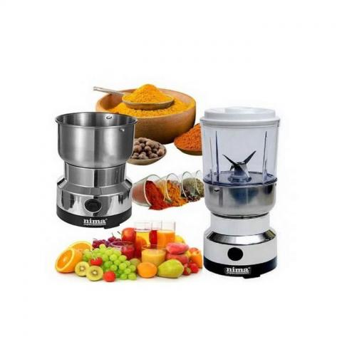 Nima Electric Super Speed Dry Spices Grinder/ Blender/ Miller