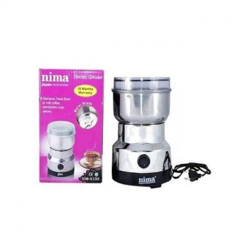 Nima Electric Super Speed Dry Spices Grinder Blender Miller