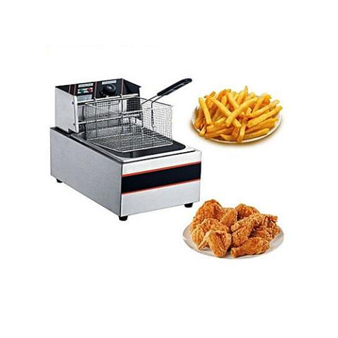 Nima Electric Stainless Steel Industrial Deep Fryer