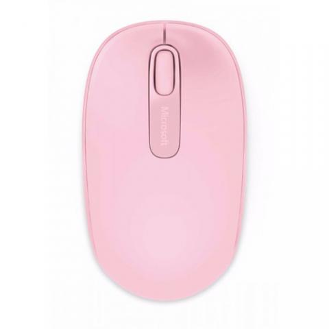 MICROSOFT Wireless Mobile Mouse 1850 Orchid|U7Z-00024