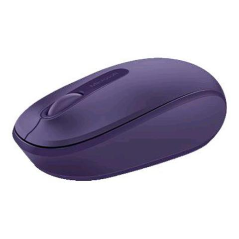 MICROSOFT Wireless Mobile Mouse 1850 Purple|U7Z-00044 (DT|20)