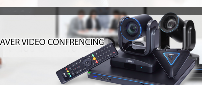 Aver video conferencing system