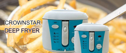 Crownstar deep fryer