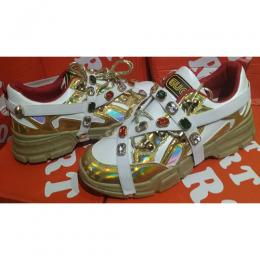 GUCCI DESIGNER EXTREME STYLISH SNEAKERS