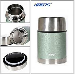 Haers 1000ml Hot And Cold Food Flask