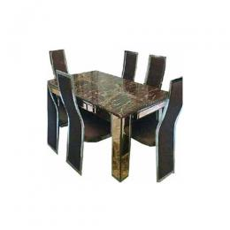 A&S - Marble Set Furniture - 6 Seaters