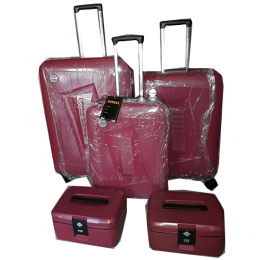LUXURY 5 PIECE SET TRAVELLING LUGGAGE