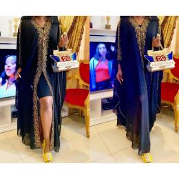 LADIES EXTRAVAGANT STYLISH LONG GOWNS 2 (AVAILABLE IN ALL SIZES)