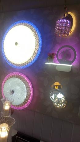 FANCIFUL QUALITY WALL LIGHT 009 - deluxe.com.ng
