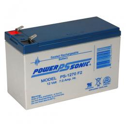 Sonik Power-Sonic PS-1270 12V 7AH Rechargeable Battery